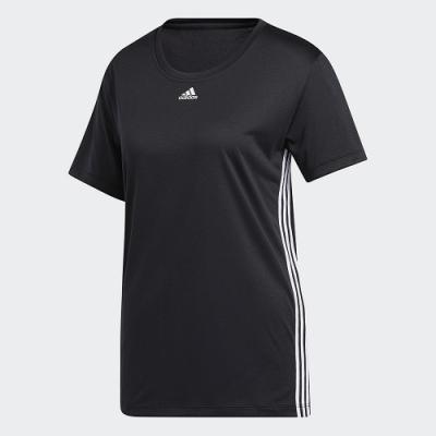 adidas 3-STRIPES 短袖上衣 女 FT3073