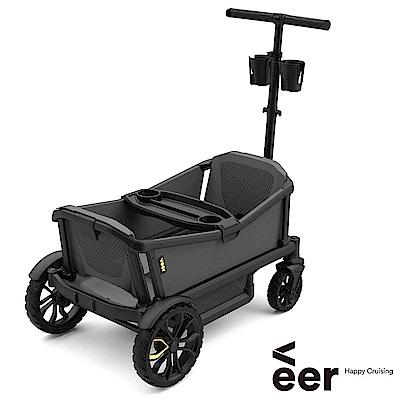【美國 Veer】VEER CRUISER 小變型金剛 全地形交叉車 嬰兒推車