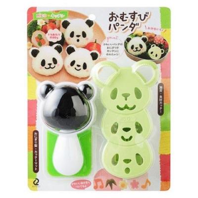 日本Arnest 熊貓造型飯糰模
