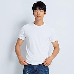 101原創 經典水洗原色圓領素T恤上衣-共7色
