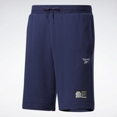 Reebok BLACK EYE PATCH 運動短褲 男/女 GM8329