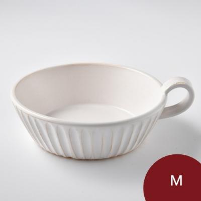 日本Tojiki Tonya 萬古 SOGI OVEN 烤盤 M 純白色 15.5cm