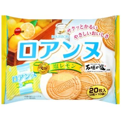 北日本 檸檬鹽法蘭酥(142g)