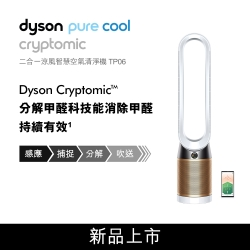 Dyson戴森 Pure Cool Cryptomic 智慧涼風清淨機 TP06