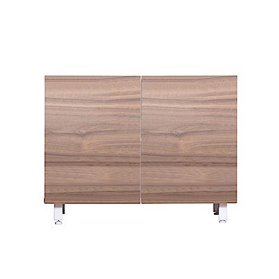 森林立方-小雙門系統收納櫃