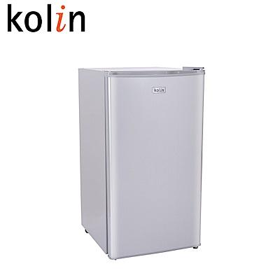 KOLIN歌林 91L 定頻直冷式單門電冰箱 KR-110S03