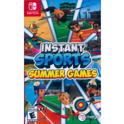 即時運動:夏日遊戲 Instant Sports: Summer Games - NS Switch 中英日文美版