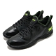 Asics 籃球鞋 Glide Nova FF 襪套式 男鞋 亞瑟士 進階款 輕量 穩定 避震 黑 黃 1061A003023 product thumbnail 2