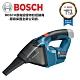 BOSCH GAS 12V-LI 主機+電池*2+充電器 12V強力 吸塵器 車用 家用 工程 洗車 product thumbnail 2