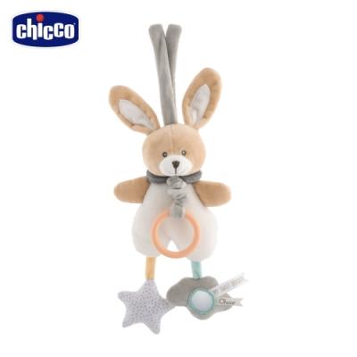 chicco-甜蜜小兔音樂吊鈴