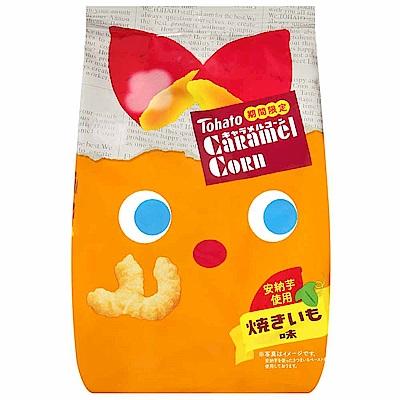 東鳩 焦糖玉米脆果-烤番薯風味(77g)