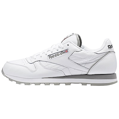 Reebok CL LEATHER MU 男 慢跑鞋 CM9670