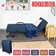 Simple Life一把手省力收納折疊床(Size 78x178cm)-藍 product thumbnail 2