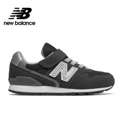 【New Balance】童鞋_中性_黑色_YV996CLK-W楦