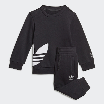 adidas LOGO 運動套裝 男童/女童 四款任選均一價