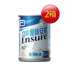 亞培 安素原味口味(237ml)-網購限定30入x2