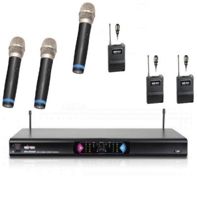 MIPRO MR-9000III最新雙頻無線麥克風