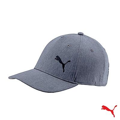 PUMA CAP 男運動帽 灰 021434 02