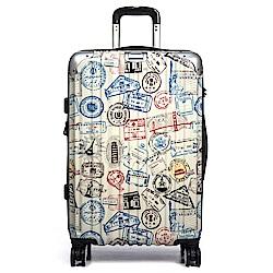 Aaronation-18吋 Roberta系列行李箱-URA-R160918