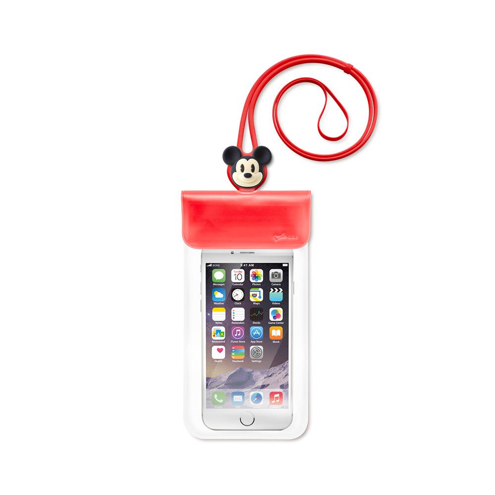 【Bone】Waterproof Phone Bag 防水手機袋 - 米奇