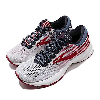Brooks 慢跑鞋 Launch 6 運動 低筒 女鞋