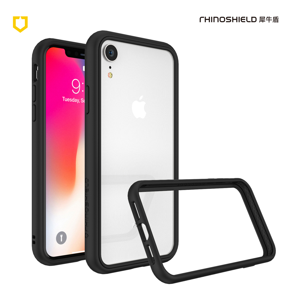 犀牛盾 iPhone XR CrashGuard NX防摔邊框手機殼