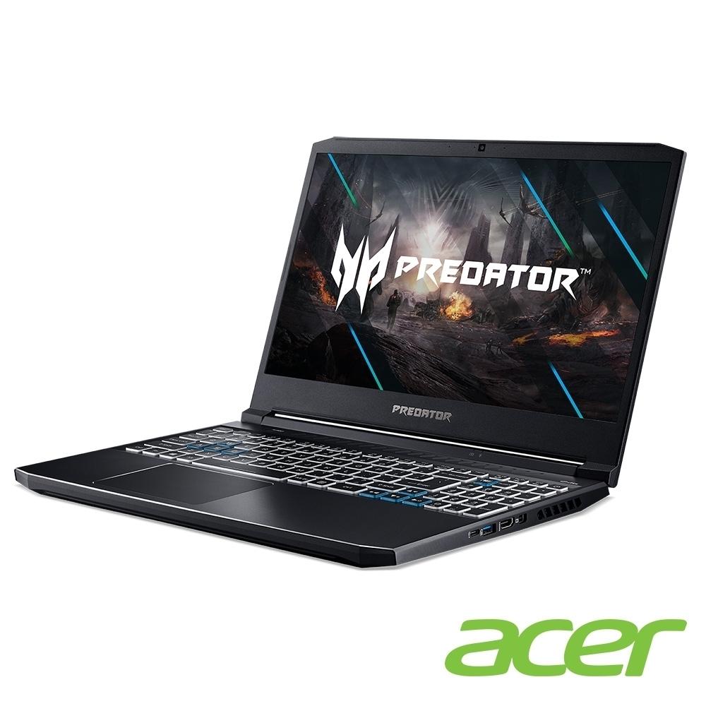 Acer PH315-53-75UZ 15吋電競筆電(i7-10870H/RTX2060/16G+16G/512G SSD+1TB HDD/144HZ/Predator/黑/特仕版)