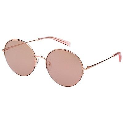 VEDI VERO 水銀面 太陽眼鏡 (玫瑰金)VE863