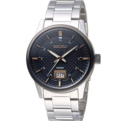 SEIKO 全面啟動時尚腕錶(SUR285P1)41mm
