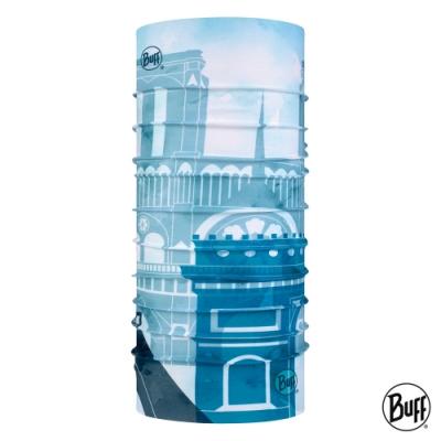 【西班牙BUFF】經典頭巾 Plus-城市系列-巴黎