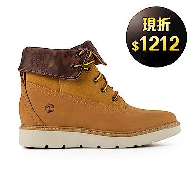 Timberland 女款小麥色Kenniston靴 | A1S7I231
