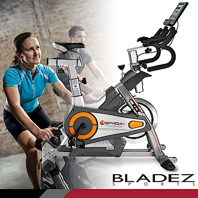 【BLADEZ】H 9356 i-iSpada  2 -R競賽智能程控飛輪車