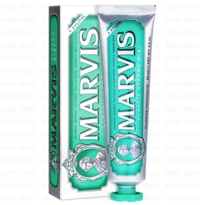 MARVIS 經典薄荷牙膏85ml