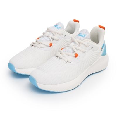 【FILA】SHADOW WALKER 慢跑鞋 女鞋-白(5-J314V-133)