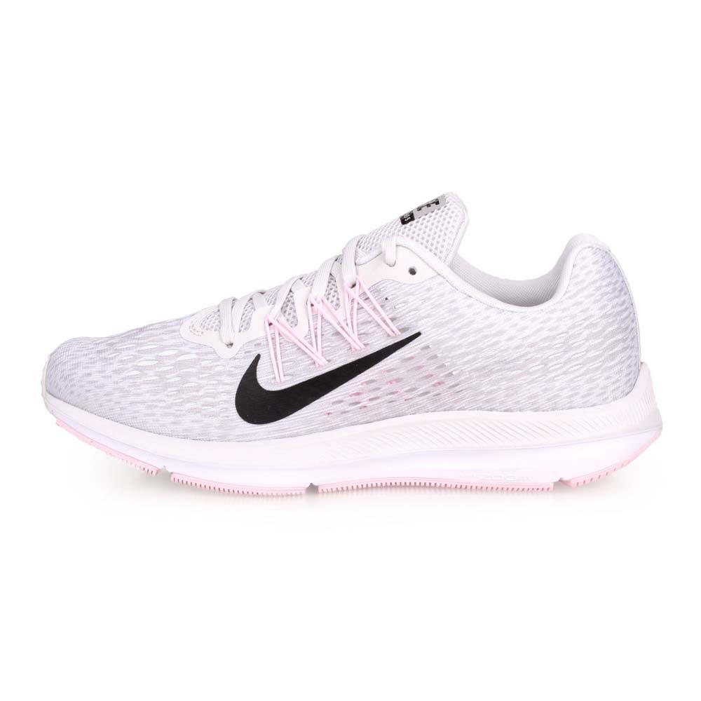 NIKE  ZOOM WINFLO 5 女慢跑鞋-路跑 灰黑粉 | 慢跑鞋 |
