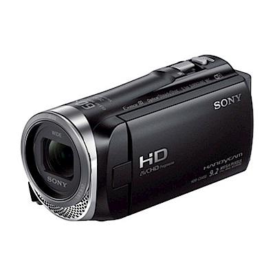 【128G長效電池組】SONY數位攝影機HDR-CX450(公司貨)