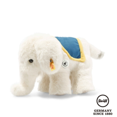 STEIFF德國金耳釦泰迪熊  小象  Little Elephant  (140週年紀念版) 25cm