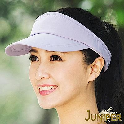 JUNIPER 男女抗UV遮陽防曬網球高爾夫空心帽