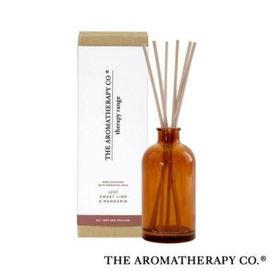 The Aromatherapy Co. 紐西蘭天然香氛 Therapy系列 萊姆柑橘 Sweet Lime and Mandarin 250ml 居家擴香