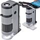 《CARSON》LED隨行顯微鏡(100x-250x)+鏡頭夾 product thumbnail 2