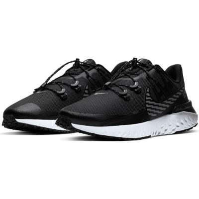 NIKE 慢跑鞋  緩震 訓練 運動鞋  男鞋 黑 CU3864001 LEGEND REACT 3 SHIELD
