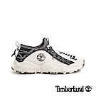 Timberland 男款NNH白色織物運動鞋|A1USX