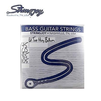 Stringjoy BA45105 四弦電貝斯套弦
