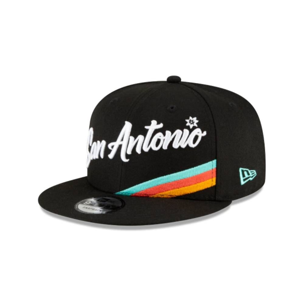 New Era 9FIFTY 950 NBA CITY EDITION ALT 馬刺隊 product image 1