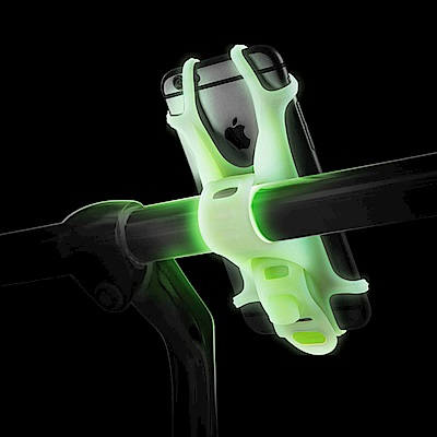 Bone Bike Tie 單車行動綁- 夜光(綠)