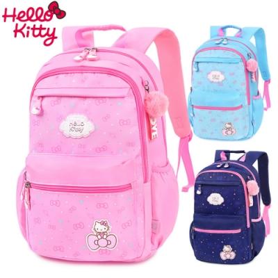 【優貝選】三麗鷗HELLO KITTY多用途學生書包 後背包 3-6 高年級適用