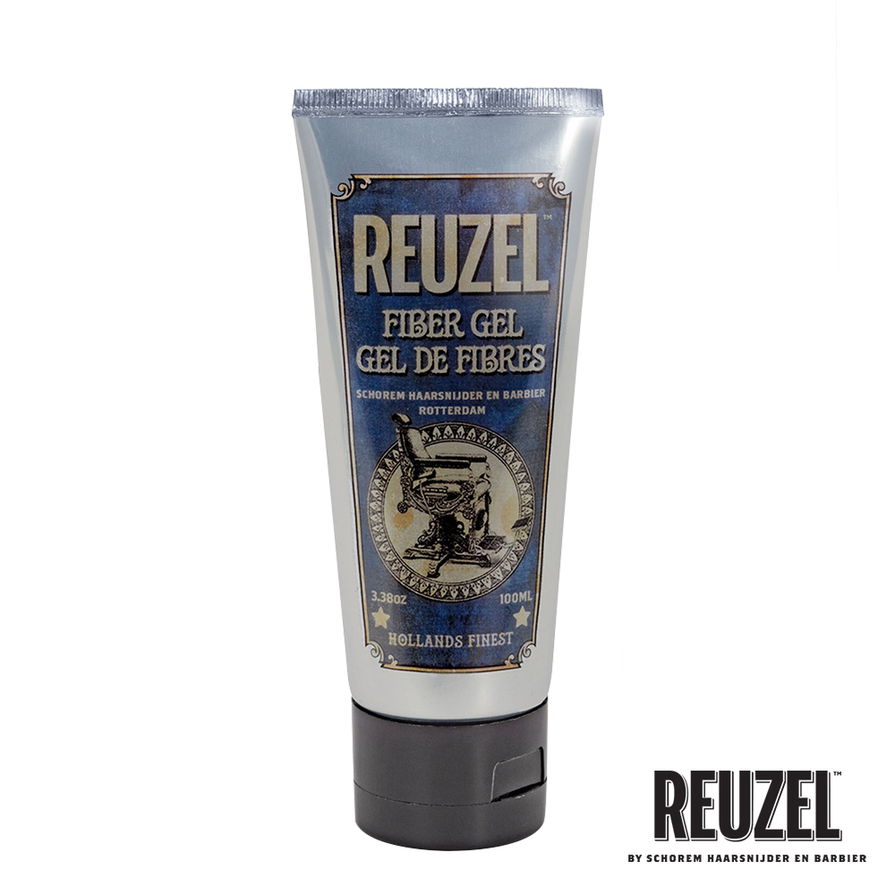 REUZEL Fiber Gel纖維級強力無酒精保濕髮膠100ml