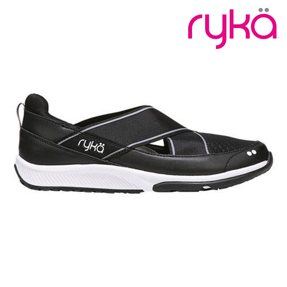 ryka KLICK 女休閒運動鞋 黑 RKF4329M1001
