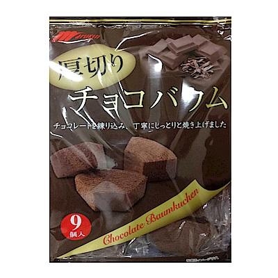 丸金 巧克力厚切蛋糕(225g)