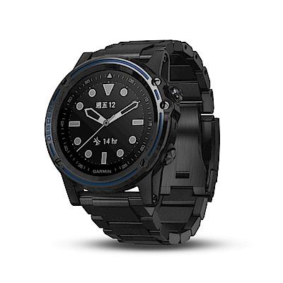 GARMIN Descent MK1 GPS潛水電腦錶-酷灰鈦金款